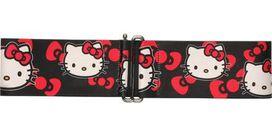 Hello Kitty Face Bows Cinch Waist Belt