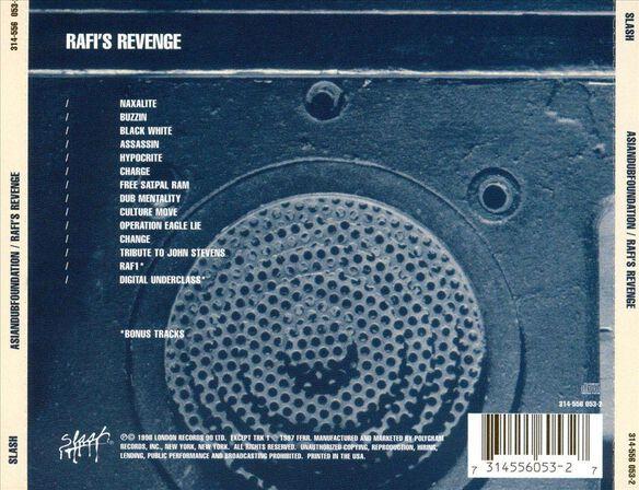Rafi's Revenge 1198