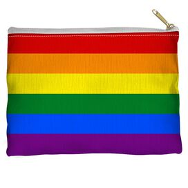Pride Flag Accessory Pouch