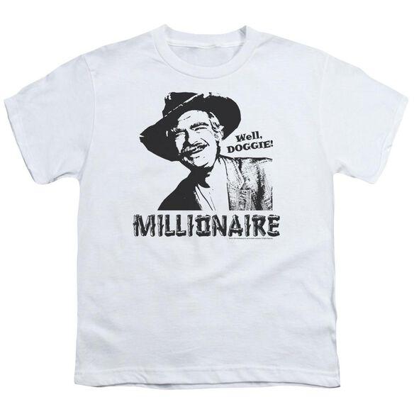 Beverly Hillbillies Millionaire Short Sleeve Youth T-Shirt