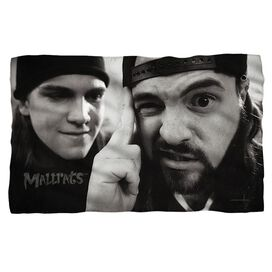 Mallrats Force Fleece Blanket