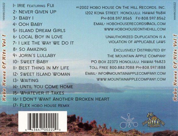 Hobo House Of Hits Vol 1