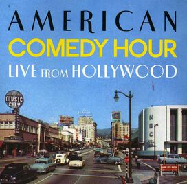 Various Artists - American Comedy Hour Live from Hollywood / Various