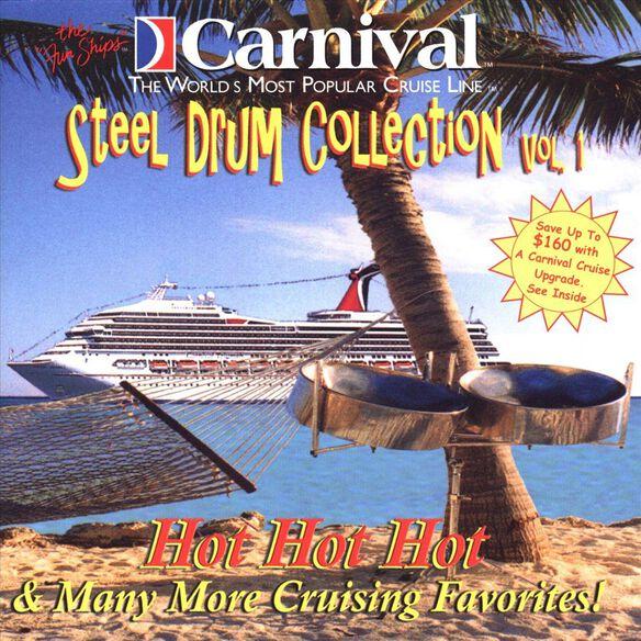Carnival Steel Drum Coll