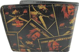 Childs Play 2 Poster Collage Wallet