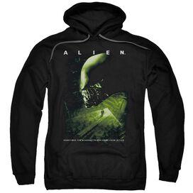 Alien Lurk Adult Pull Over Hoodie