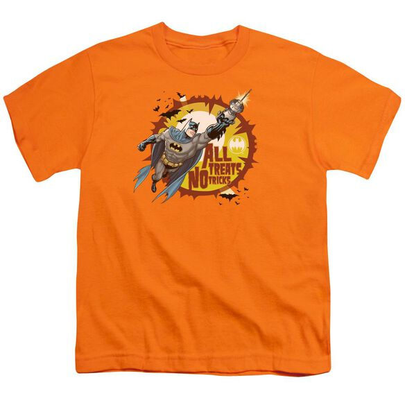Batman All Treats Short Sleeve Youth T-Shirt