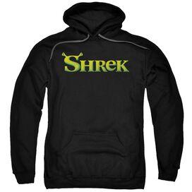 Shrek Logo Adult Pull Over Hoodie