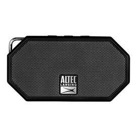 Altec Lansing IMW258 Mini H2O 3 Portable Bluetooth Waterproof Speaker (Black)