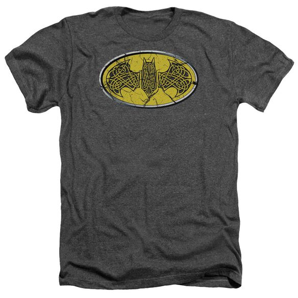 Batman Celtic Shield Adult Heather