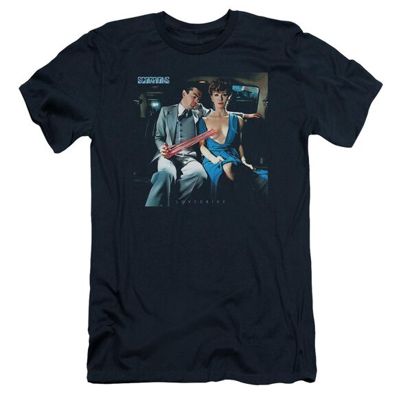 Scorpions Lovedrive Short Sleeve Adult T-Shirt