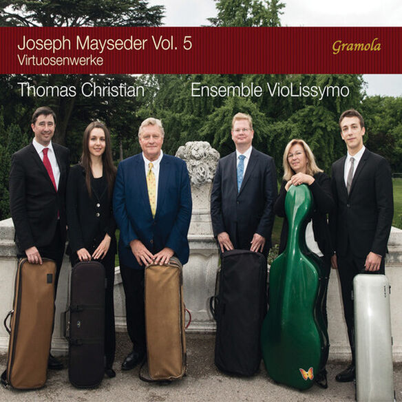 Mayseder/ Ensemble Violissymo/ Christian - Joseph Mayseder 5