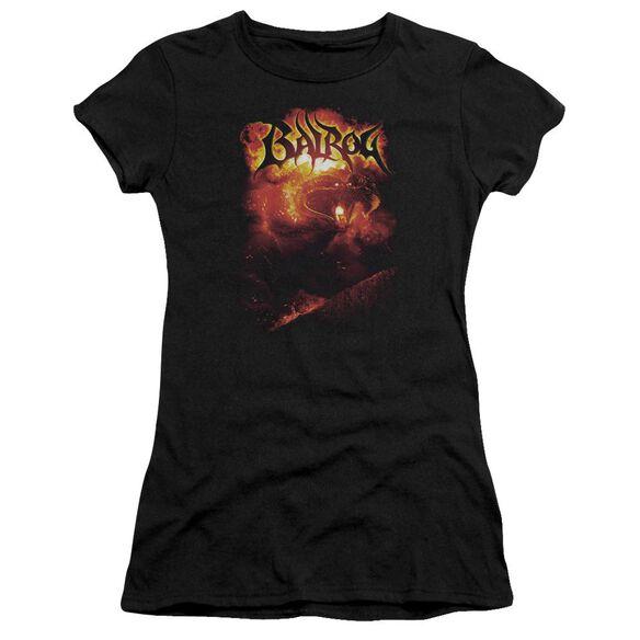 Lor Balrog Short Sleeve Junior Sheer T-Shirt