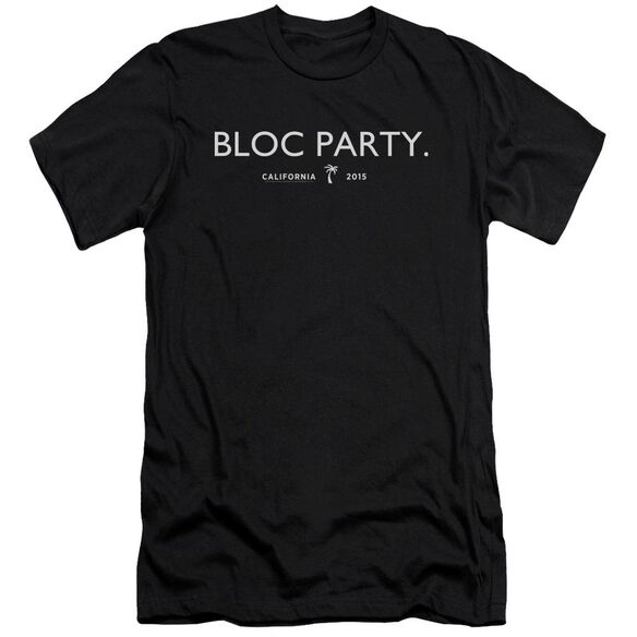 Bloc Party California Hbo Short Sleeve Adult T-Shirt