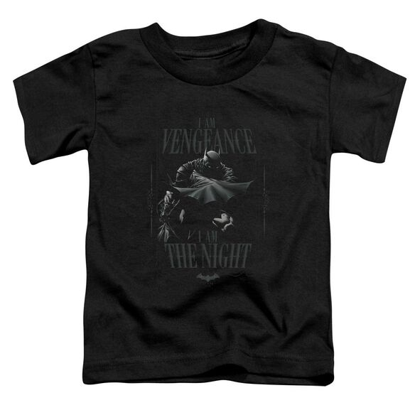 Batman I Am Short Sleeve Toddler Tee Black Lg T-Shirt