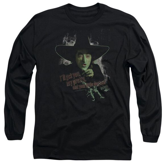 Wizard Of Oz And Your Little Dog Too Long Sleeve Adult T-Shirt
