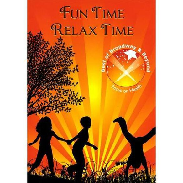 Pennie Sempell - Fun Time Relax Time: Focus on Health