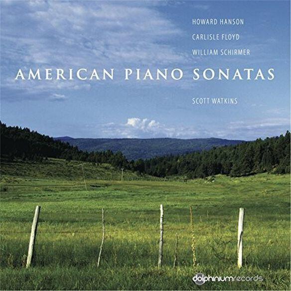 Scott Watkins - American Piano Sonatas