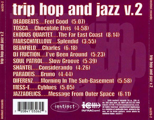 Trip Hop & Jazz,V2 196