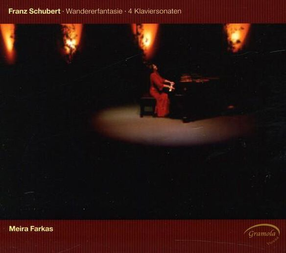 Wandererfantasie / 4 Piano Sonatas (Jewl)