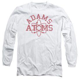 REVENGE OF THE NERDS ADAMS ATOMS-L/S T-Shirt