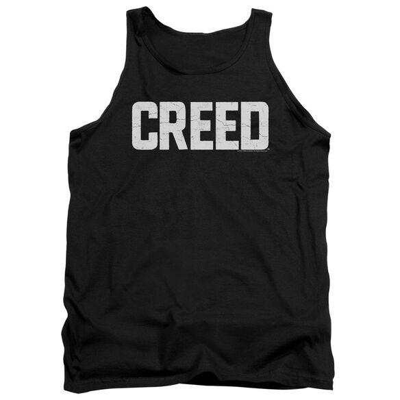 Creed Cracked Logo Adult Tank