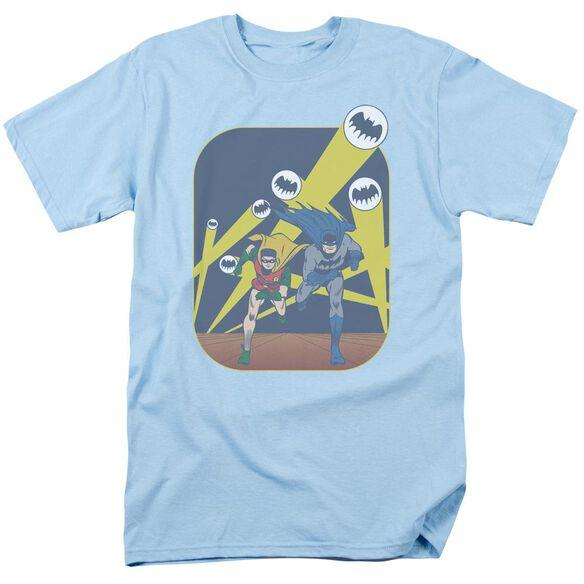 Batman Detective #164 Cover Short Sleeve Adult Light Blue T-Shirt