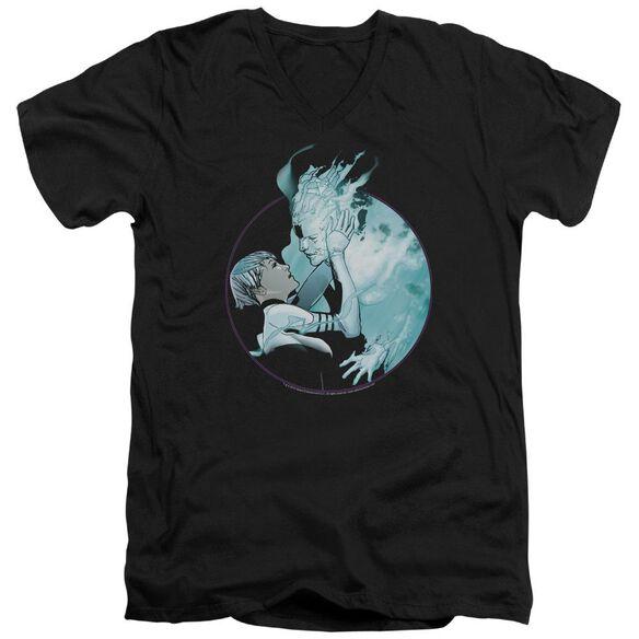 Doctor Mirage Circle Mirage Short Sleeve Adult V Neck T-Shirt