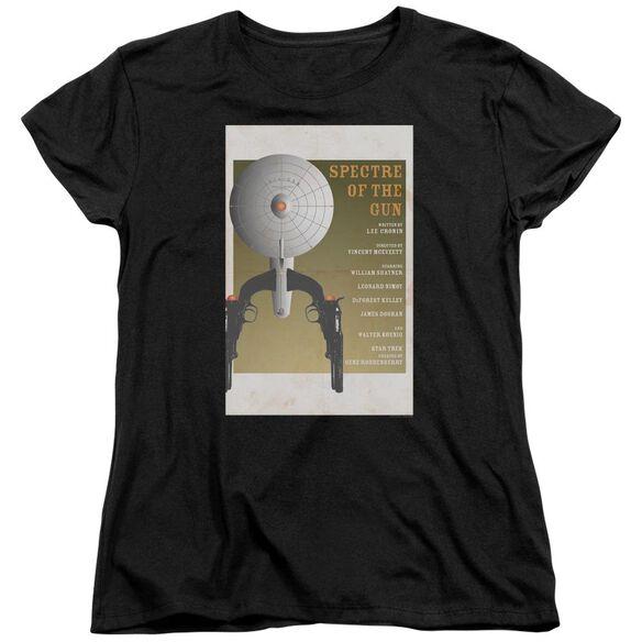 Star Trek Tos Episode 61 Short Sleeve Womens Tee T-Shirt