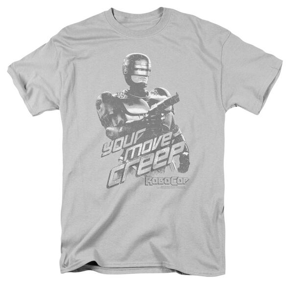 Robocop Your Move Creep Short Sleeve Adult T-Shirt