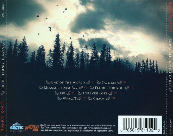 100 Bleeding Hearts 810