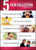 Image of Best of Warner Bros 5 Film Collection Romance