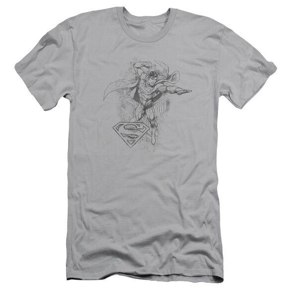 Dc Flying Flex Short Sleeve Adult T-Shirt