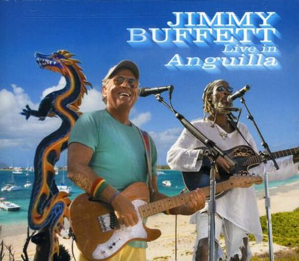Live In Anguilla (Bonus Dvd) (Ac3) (Dol) (Ws)