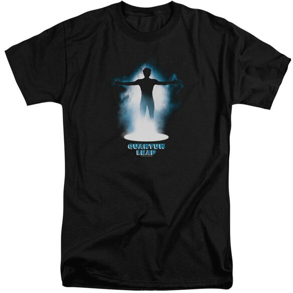 Quantum Leap First Jump Short Sleeve Adult Tall T-Shirt