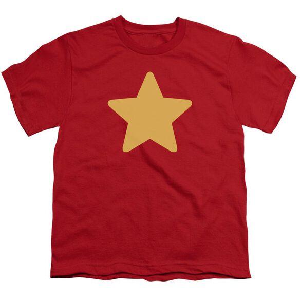 Steven Universe Star Short Sleeve Youth T-Shirt
