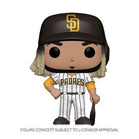 Funko Pop! MLB: Padres- Fernando Tatís Jr. (Home Uniform)