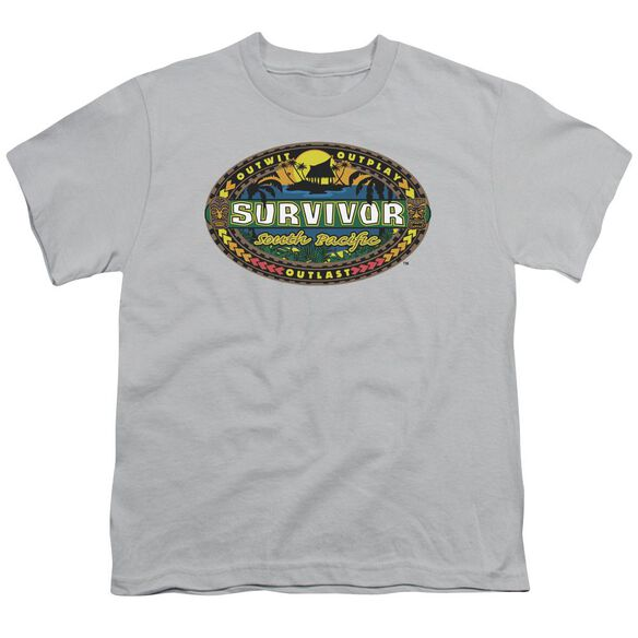 Survivor South Pacific Short Sleeve Youth T-Shirt