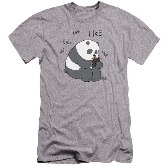 We Bare Bears Like Like Like Hbo Short Sleeve Adult Athletic T-Shirt