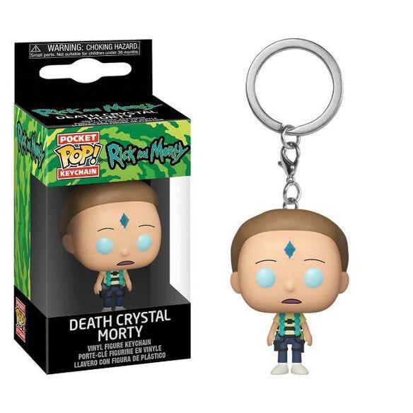 Funko Pocket Pop! Keychain: Rick & Morty - Armed Morty