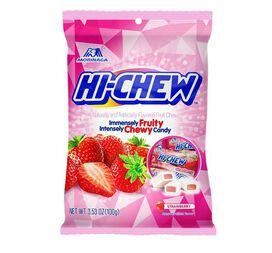 Hi-Chew Strawberry Fruit Chews [3.53 oz]