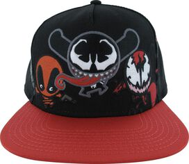 Marvel Kawaii Villains Hat