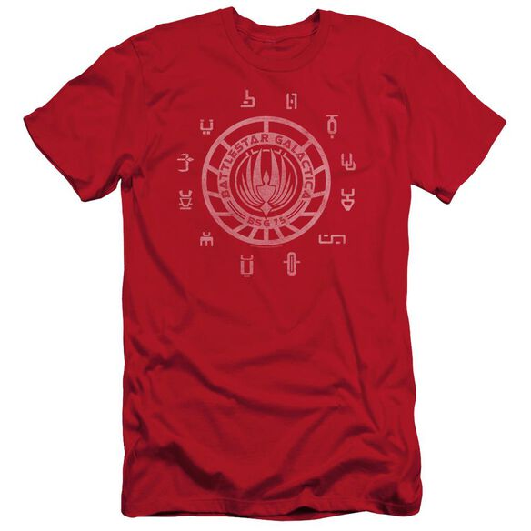 BSG COLONIES - S/S ADULT 30/1 - RED T-Shirt