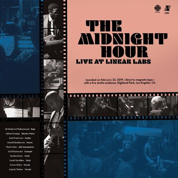 Adrian Younge/ Ali Shaheed Muhammad - The Midnight Hour Live At Linear Labs