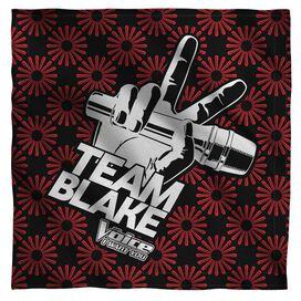 Voice Team Blake Bandana White