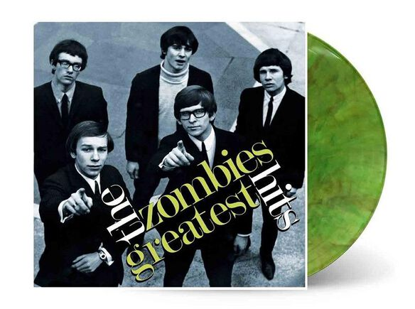 The Zombies - Greatest Hits [Exclusive Green Vinyl]