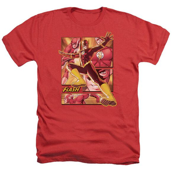 Jla Flash Adult Heather