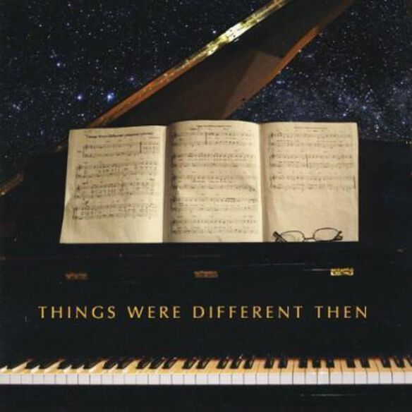 Ivan Skinner - Things Were Different Then