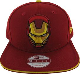 Iron Man Helm Sandwich 9Fifty Hat