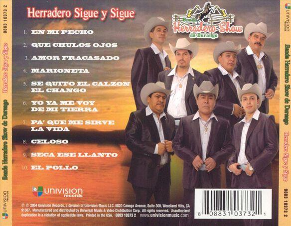 Herradero Sigue Y Sig0305